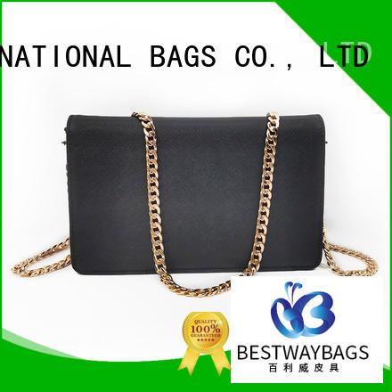 side brown leather bag travel manufacturer for school