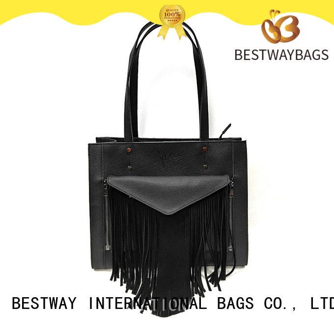 Bestway hand leather handbags wildly for work