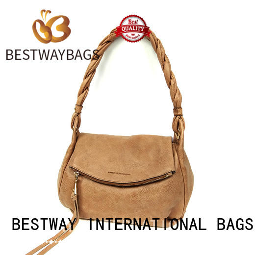 simple pu leather bag luxury Chinese for lady