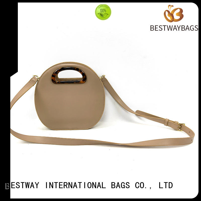 Bestway fashion polyurethane faux leather Chinese for women