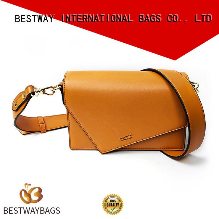 pu shoulder bag split for women Bestway
