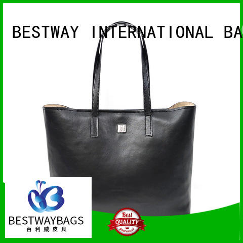 Bestway side leather bag online for school