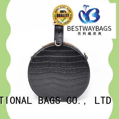 Bestway classic genuine leather ladies bags manufacturer for work