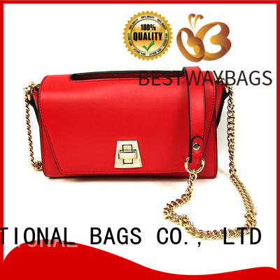 small pu leather bag online for girl Bestway