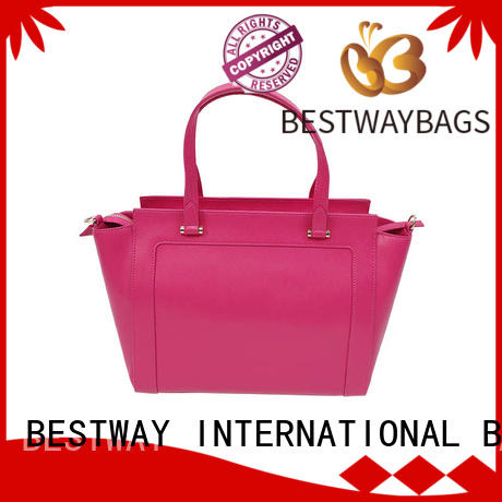 Bestway fashion premium quality pu leather for sale for girl