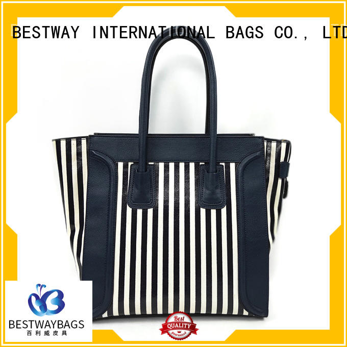Bestway easy match canvas handbags personalized for vacation