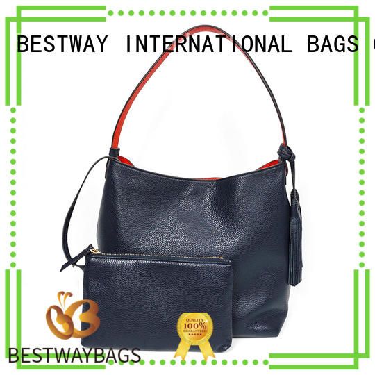 Bestway ladies leather bag online for daily life