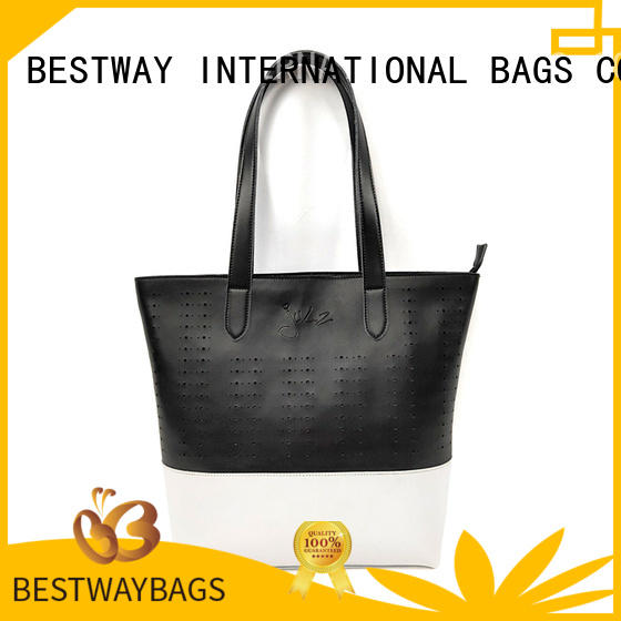 Bestway fashion polyurethane purse supplier for ladies