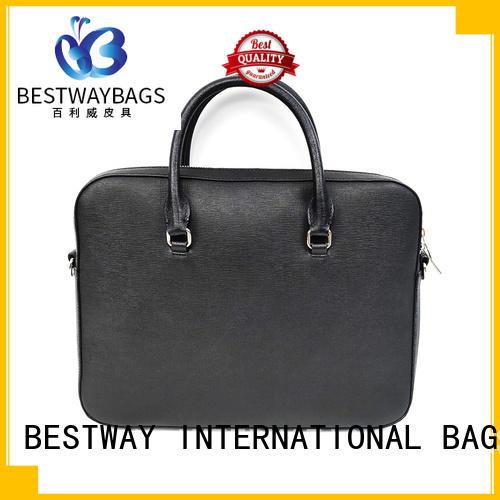 Bestway large leather handbags wildly