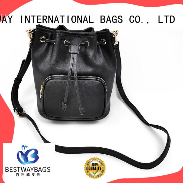 Bestway strap genuine leather ladies bags personalized for school