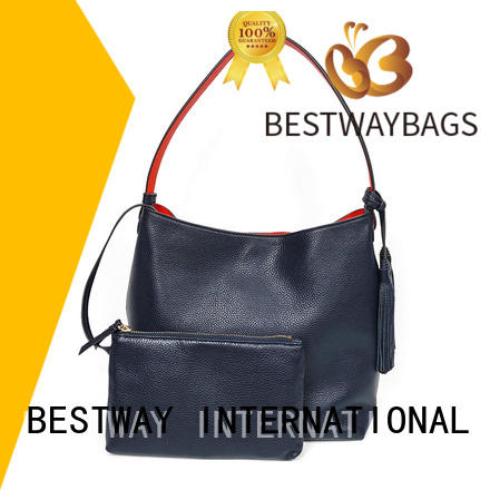 Bestway genuine leather bag personalized for work