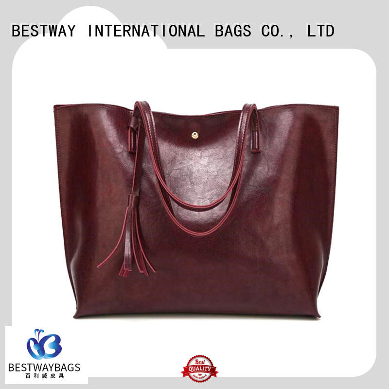 elegant what is pu leather material nylon for sale for lady