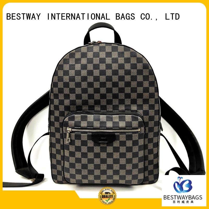 women leather office bags handbags for school Bestway