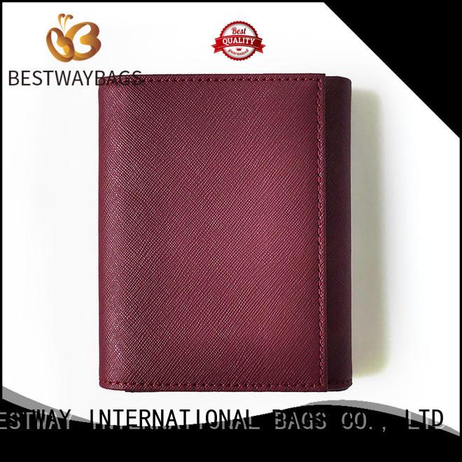 Bestway wide leather handbags online