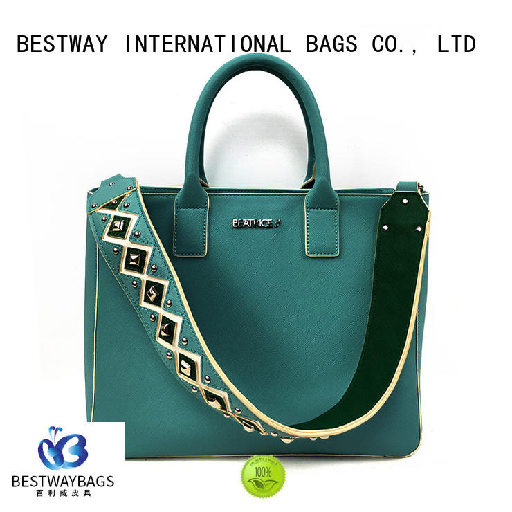 Bestway simple pu exterior purse summer for ladies