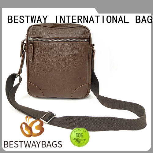 Bestway popular leather bag with studs personalized for work