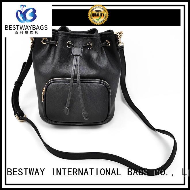 Bestway mini leather bag wildly for school