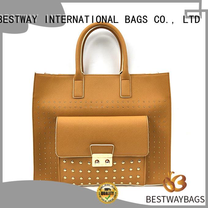 Bestway elegant polyurethane purse for sale for women