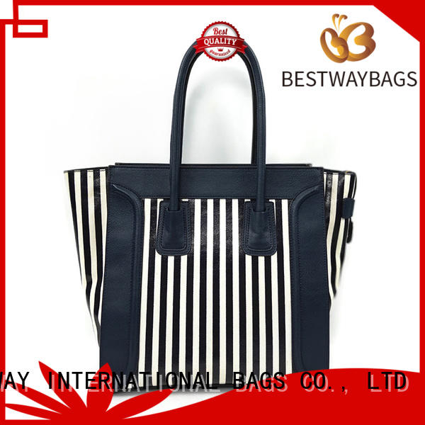 Bestway beautiful canvas tote personalized for relax