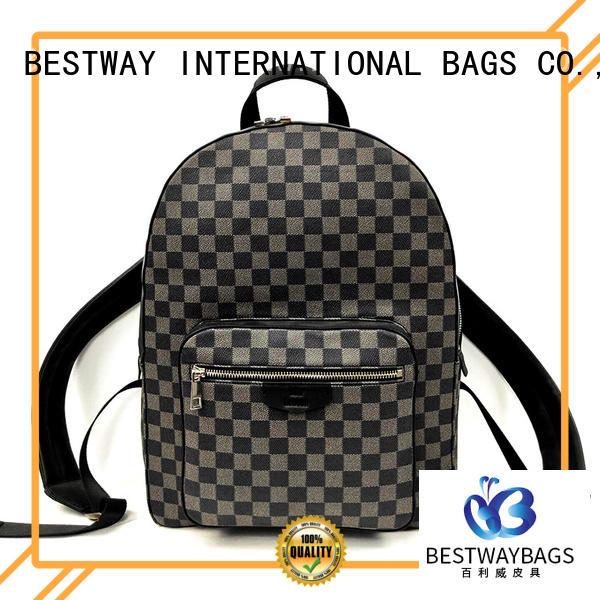 Bestway stylish leather tote handbags online for school