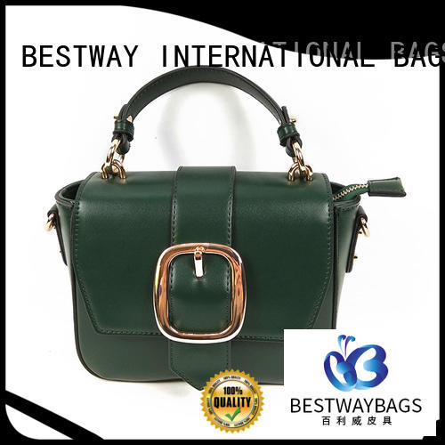 Bestway tote pu bag for sale for lady