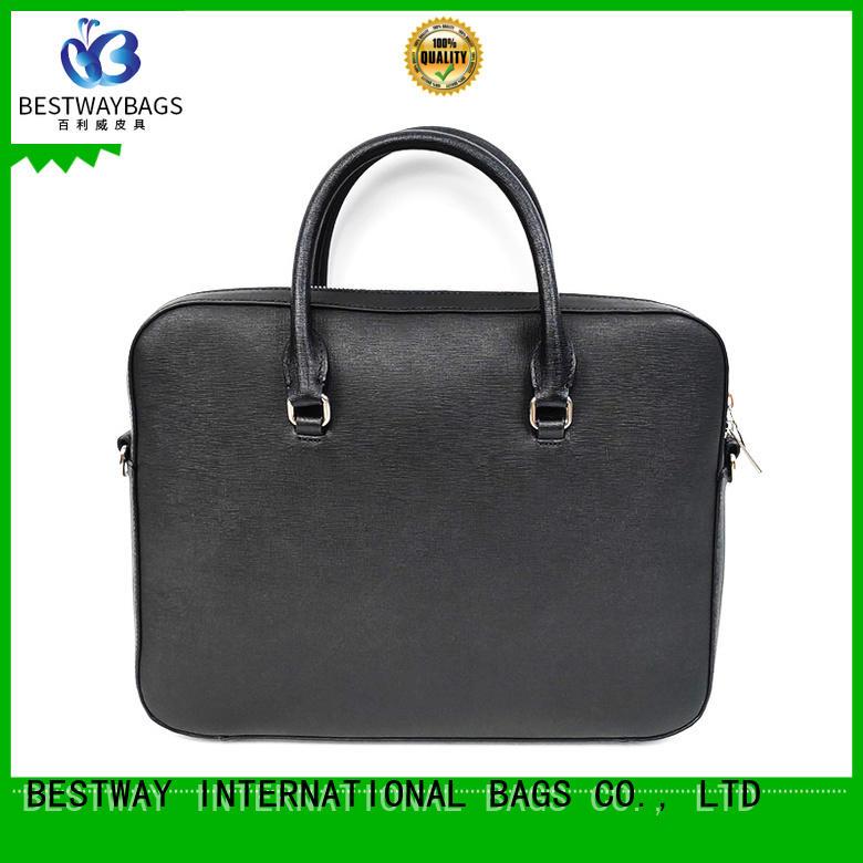 Bestway ladies leather bag personalized