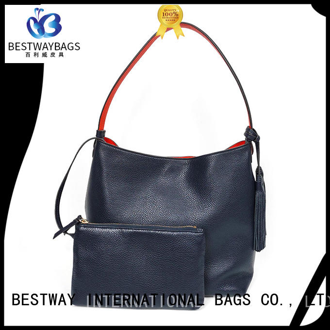 Bestway sling leather wallets for women wildly for daily life