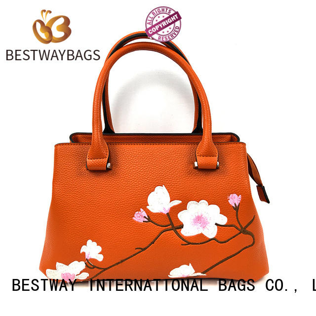 Bestway leisure pu leather bag light for women