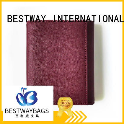 Bestway trendy leather purse bag wildly for date