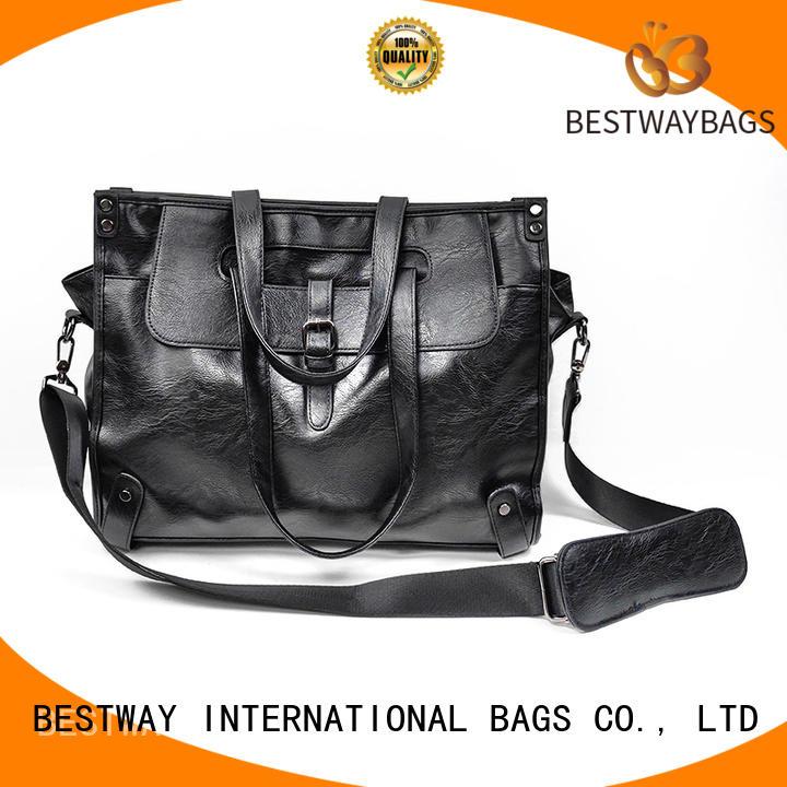 Bestway fashion polyurethane bag Chinese for lady