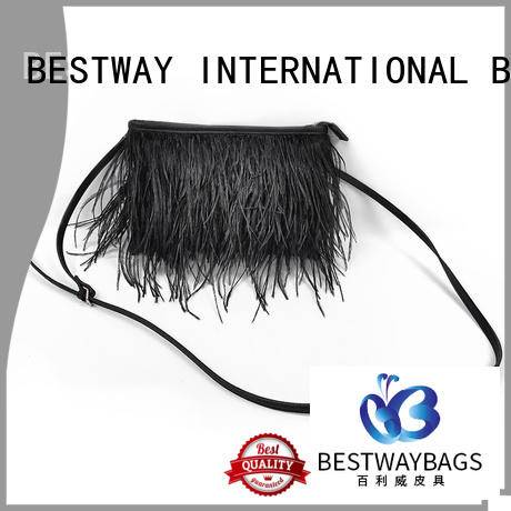 name pu leather bag supplier for lady Bestway