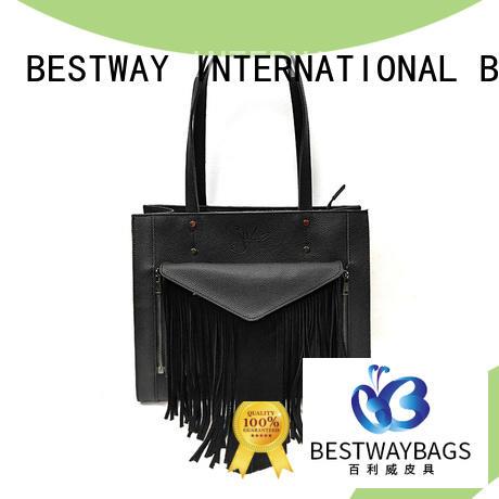 trendy big soft leather handbags summer manufacturer