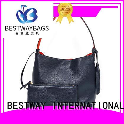 designer small brown leather bag designer manufacturer for school