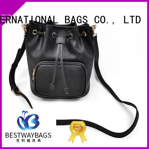 Bestway side leather handbags wildly for date