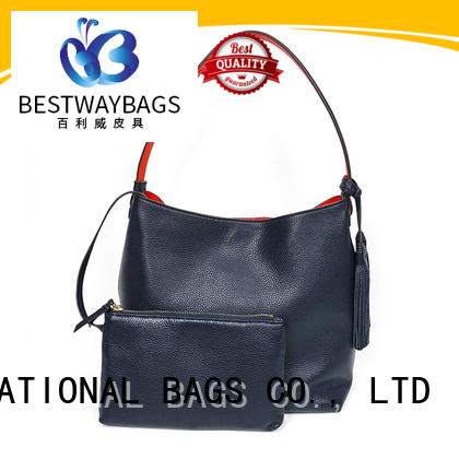 ladies leather bag oversized personalized for daily life