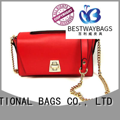 customized pu leather bag for sale for girl