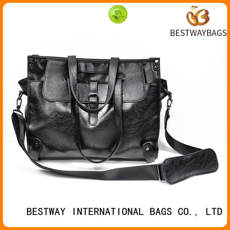 Bestway leisure polyurethane vs leather supplier for lady