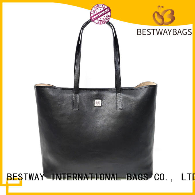 ladies brown leather bag personalized for school Bestway
