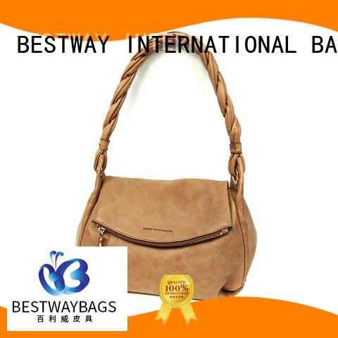 High Quality Soft Vintage Leather Shoulder Bag Handbags Hobo Ladies