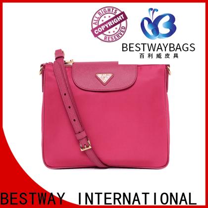 Bestway strength nylon satchel handbag on sale for swimming