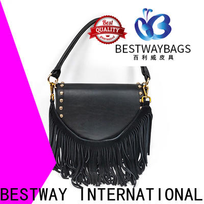 Bestway strap leather purses online manufacturer for daily life