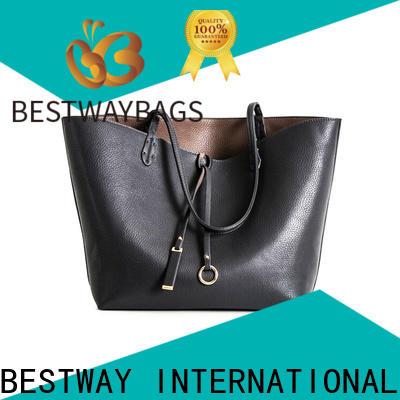 designer wholesale leather handbags top manufacturer for work