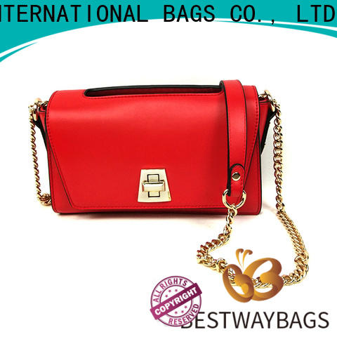 Bestway office polyurethane purse for sale for girl