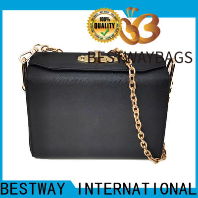 simple pu fabric meaning women Chinese for lady