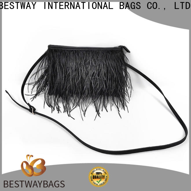 Bestway generous pu bags china Chinese for girl