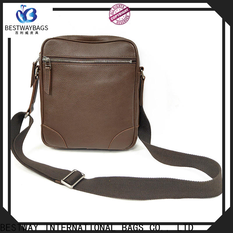 Bestway trendy leather bag with studs wildly for work