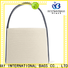 Bestway beach canvas tote wholesale for holiday