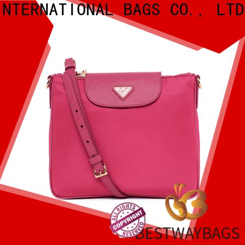 Bestway sling waterproof nylon bag wildly for bech