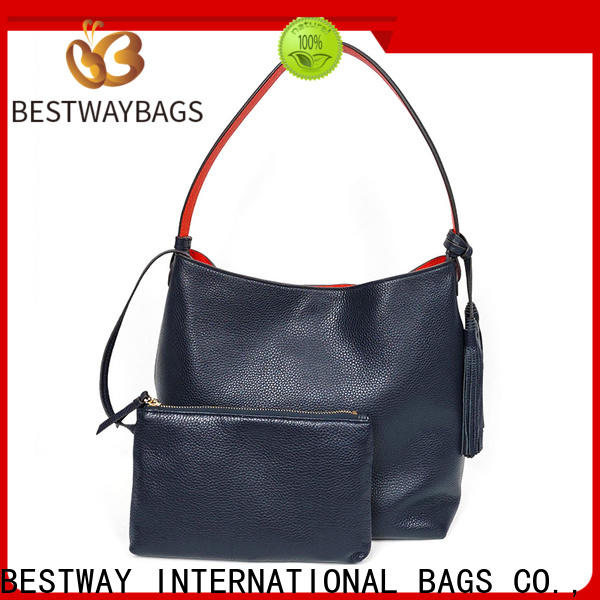 Bestway stylish women's leather handbags online personalized for work