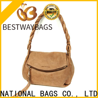Bestway elegant what is pu material in handbags Chinese for girl